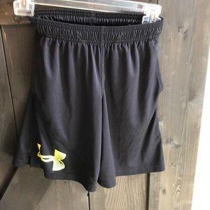 UA activewear shorts